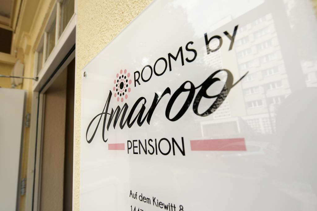Pension Potsdam Amaroo